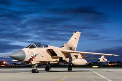 Operation Granby themed Tornado (DrAnthony88) Tags: modern military nikkor 24120 f4g afs vrii nikon d810 panavia tornado gr4 zg750 raf northolt sation royal air force united kingdom aircraft airbase airfield british england london uk