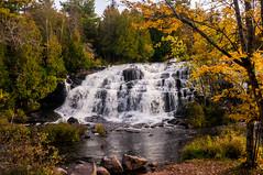 Bond Falls (nikons4me) Tags: michigan mi bondfalls autumn fallcolor up upperpeninsula waterfalls nikond300 sigmaaf1850mmf3556dc