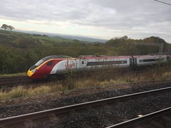 Photo of Pendolino at Law Junction