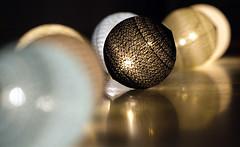 spheres of light (Danyel B. Photography) Tags: spheres light licht ball kugeln blle bokeh close nah macro makro sony 90mm a7 table top