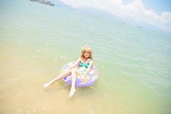 Sunbathing (KAY_Law a_a) Tags: summer bikinigirl bikini    lovelive  kotori lovelivecosplay 852 hkig hkgirl hklady hkstudent hkiggirl hkschool ighk hkcos hkcoser cosplaygirl cosplay cosplayer girlhkcosplayer hkcosplay