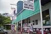 Southernmost Town (AntyDiluvian) Tags: hawaii 2001 30thanniversary bigisland naalehu southernmost southernmosttown fruitstand lunch punaluu linda