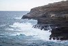Incoming waves (daniellih) Tags: 2016 october oahu hawaii freelensing freelens freelancer freelense lanailookout lanai lookout beach shore bay water waves wave landscape scape nature outdoor island tropics tropic tropical