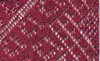 _DSC6017 (KateSi) Tags: tejer tejido tricot tricoter tricotage knitting knit strikke strikking lace semiprecious knitty sjal shawl châle chal blonde encaje red rojo rouge rød