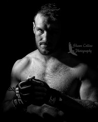 MMA fighter Adam (Shawn Collins Photography) Tags: mma ufc fighter mmafighter ufcfighter built masculine beard muscle muscular hairy hairychest hairymodel model modeling rugged shirtless chest abs arms eyes