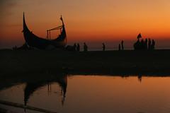 Sunset (martien van asseldonk) Tags: martienvanasseldonk bangladesh coxsbazar sunset