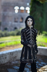 Fayte in Rome (lukoshka) Tags: bjd doll dollshe foto