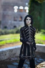 Fayte in Rome (lukoshka) Tags: bjd doll dollshe foto