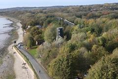 View from the Humber Bridge (Myrfyn) Tags: humberbridge humber bridge hull hessel