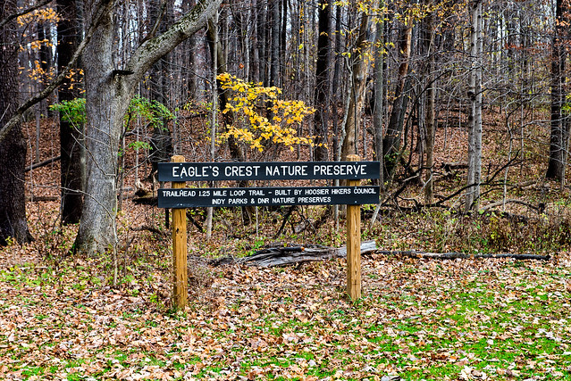 Eagle Creek Park - November 14, 2016