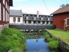 Forsviks bruk (19th century industry), Forsvik, 2010 (1)