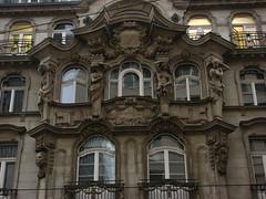 Splendid Hotel detail (Sparky the Neon Cat) Tags: europe germany deutschland berlin mitte dorotheenstrasse splendid hotel building art nouveau neobaroque