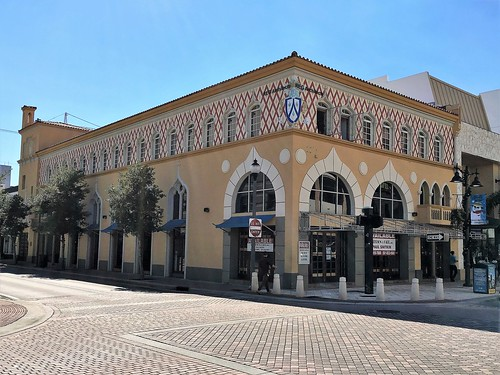 Former West Palm Beach Atlantic National Bank Clematis Street West Palm Beach