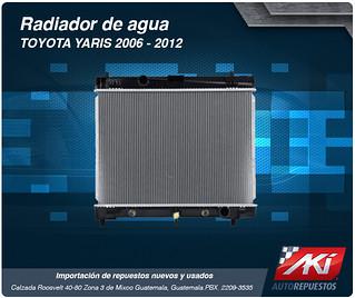 radiadorToyota