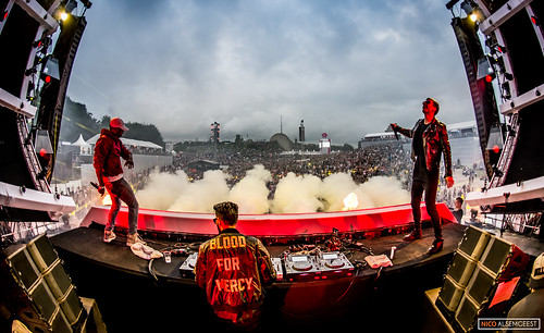 Yellow Claw @ Dance Valley 2016