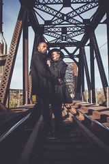 Will&Toni (45 of 59) (aminashaw) Tags: kansascity kansas kansascityphotographer westport westbottoms rivermarket interacial couples