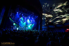 DSC_6132 (capitoltheatre) Tags: capitoltheatre thecapitoltheatre thecap claudecolemanjr davedreiwitz deanween experimentalrock geneween glennmcclelland live newyork portchester psychedelicrock rock ween westchester lights projections crowd audience