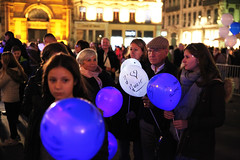 Marche des Lumires 2016 (93) (Centre Lon Brard) Tags: lyon cancer vnement marche