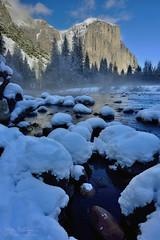 The Rising (jojo (imagesofdream)) Tags: yosemite california valleyview gatesofthevalley mercedriver usinterior elcapitan