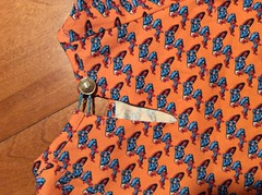 Carousel Dress size 6 (dianemlyons) Tags: carousel dress captain america fabric