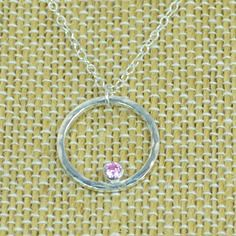 Sterling Silver Pink (alaridesign) Tags: sterling silver pink tourmaline necklace mothers mom october birthstone mothersjewelry birthstonenecklace tourmalinenecklace familynecklace alari silvernecklace momnecklace 3birthstone mothersnecklace