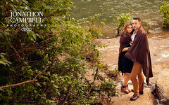 Take Me to the River (Jonathon Campbell Photography) Tags: portrait color portraits river franklin engagement nashville tennessee naturallight blanket davidsoncounty williamsoncounty jonathoncampbell jonathoncampbellphotography