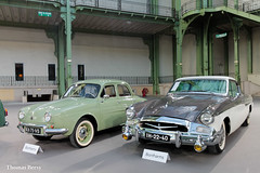 Studebaker Speedster 1955 (tautaudu02) Tags: auto paris cars automobile grand moto palais studebaker coches speedster voitures vente 2015 bonhams