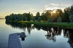 Joensuu - Finland (Sami Niemeläinen (instagram: santtujns)) Tags: suomi finland river landscape finnland sony north maisema autumm finlandia joensuu syksy joki karjala pielisjoki carelia pohjois a6000