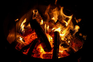 Last Night's Campfire