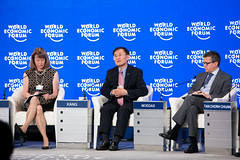 Partnering for Science (World Economic Forum) Tags: china cn dalian meeting wef worldeconomicforum 2015 newchampions