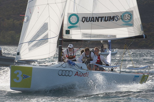 "SAILING Champions League on J/70's • <a style=""font-size:0.8em;"" href=""http://www.flickr.com/photos/99242810@N02/21407320370/"" target=""_blank"">View on Flickr</a>"
