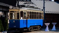 Cracow / Krakow - Streetcar (u/sky) Tags: poland krakow streetcar cracow usky ulanski christophulanski
