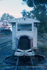 7605A-03 (Geelong & South Western Rail Heritage Society) Tags: railway australia tasmania aus idabay