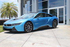 IMG_3771 (Haifax.Car.Spotter) Tags: cars car sport race racecar florida miami bmw fl supercar sportscar i8 superscars bmwi8