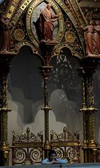 Millie (alias archie) Tags: england london victorian va victoriaandalbertmuseum georgegilbertscott manualfocuslens theherefordscreen nikondf nikkor135mmf2k