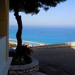 Hotel Sirios (ForceMajeureMontenegro) Tags: greece griechenland lefkada ionianislands  grka kathismabeach hotelsirios