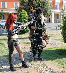 IMG_3317 (Mauro Petrolati) Tags: comics cosplay mary walker linda latina oblivion cosplayers darkest 2015