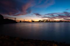 Fiery sky. (n8sk8) Tags: sanfrancisco california sunset northerncalifornia treasureisland goldengatebridge baybridge bayarea sanfranciscobay norcal sfbay 5dmk3