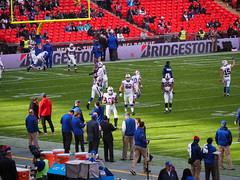 Buffalo Bills v Jacksonville Jaguars at Wembley Stadium in London - October 25, 2015 - NFL International Series (Annabel Sheppey) Tags: uk ohio england game london bag fan football buffalo bills state stadium champagne nfl north band hilton international moore american pre marching bobby jacksonville series mafia afc nfc wembley jaguars givenchy sorrows bils