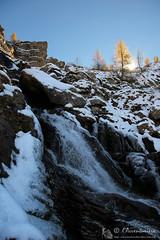 Sorsate d'autunno (EmozionInUnClick - l'Avventuriero's photos) Tags: sole cascata devero ossola