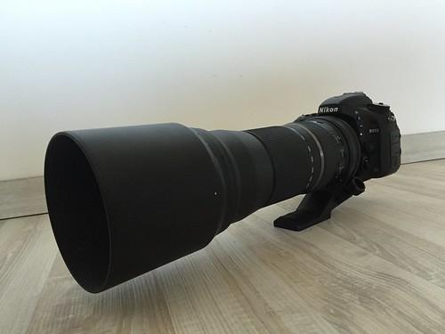 Nikon d610 mit tamron 150-600