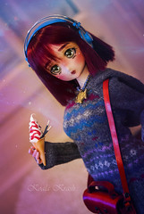 A million light years away from me ~* ((old account) Koala Krash) Tags: anime cute ball toy doll chinese koala warrior brownie samurai bjd resin custom dollfie 2d pokémon gracia krash jointed 2ddoll