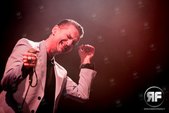 Dave Gahan (RobertoFinizio) Tags: music milan concert live stage duo gig band concerto singer electronica synthpop newwave songwriter fabrique davegahan alternativerock industrialrock alternativedance soulsavers robertofinizio robifinizio