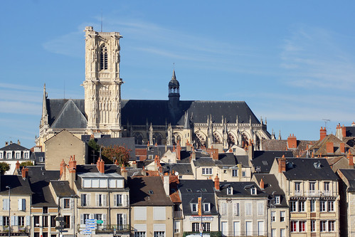 2016-10-24 10-30 Burgund 661 Nevers, Cathedrale Saint-Cyr-et-Sainte-Julitte