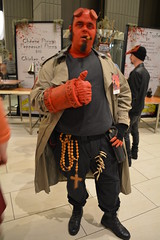 Dragon*Con 2015 - Friday (fallen_identity) Tags: cosplay hellboy dragoncon