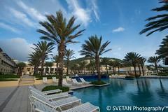MORNING @ WESTIN RESORT ST.MAARTEN (RUSSIANTEXAN) Tags: pool saint swimming sunrise palms island photography atlantic resort caribbean stmaarten maarten 2013 anvar khodzhaev svetan