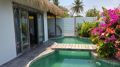 Atoll haven :  Notre villa