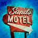 sands motel / prcssd. fresno, ca. 2013.