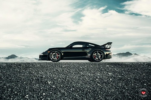 Porsche 991 GT3 RS & Cayman GT4