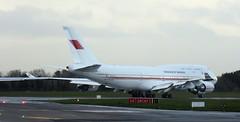 Bahrain 747 A9C-HAK DAP 10-12-2015 009 (gallftree008) Tags: classic plane bahrain airport aircraft aviation air jet kingdom aeroplane planes 747 aeroplanes jumbo dap aerodrome repaint a9chak 10122015